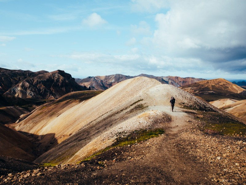 Highlight The Iceland Trail